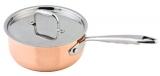 Delta Copper Saucepan & Lid