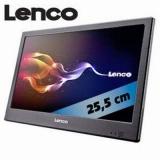 Lenco TFT-1026  Black
