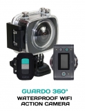 Guardo 360° WiFi Action Cam