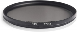 Ares Foto CPL Circular Polarizer Filter 77mm