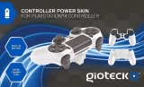Gioteck PS4 Controller Power Skin