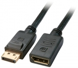 Lindy DisplayPort Extension Cable 3m