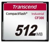 Transcend Industrial CF300 512 MB